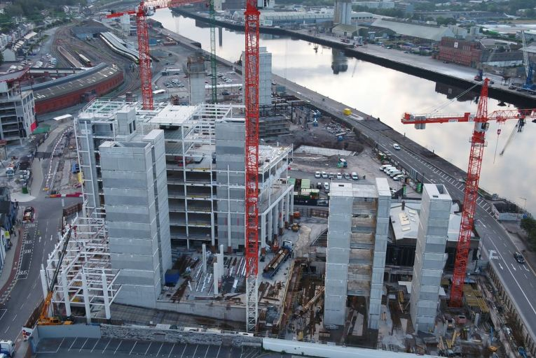 Cork's docklands get go-ahead for large regeneration project