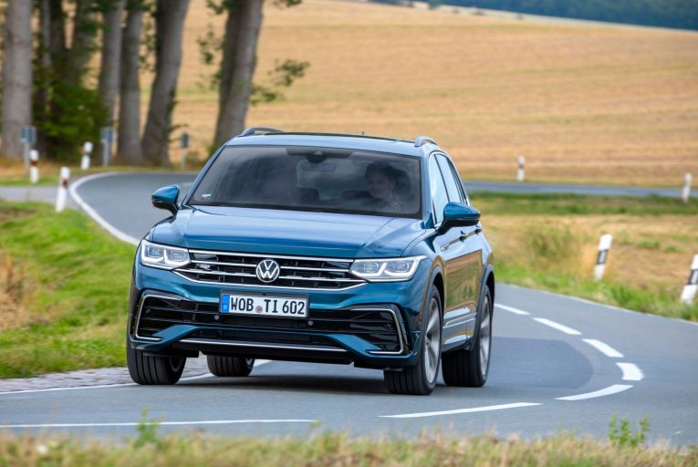 The new Volkswagen Tiguan: prices start at €33,030