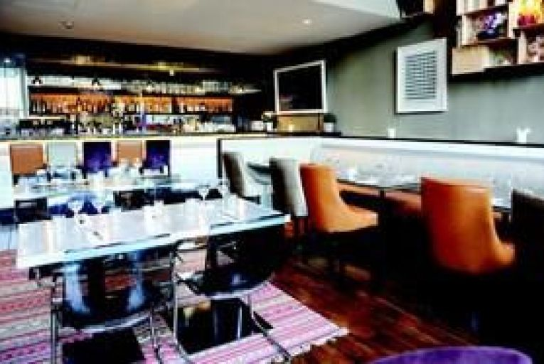 Restaurant: Uplifted by Downstairs