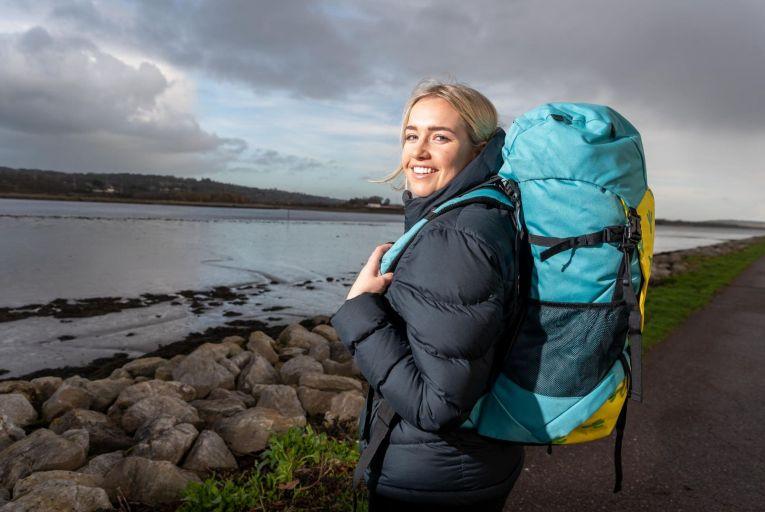 Sundrift's backpacks help women to travel light