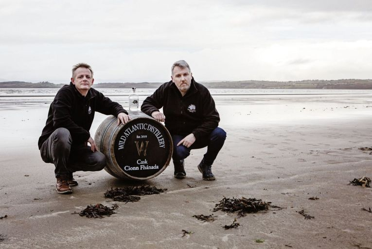 Seaweed puts the wild atlantic into new-launched gin