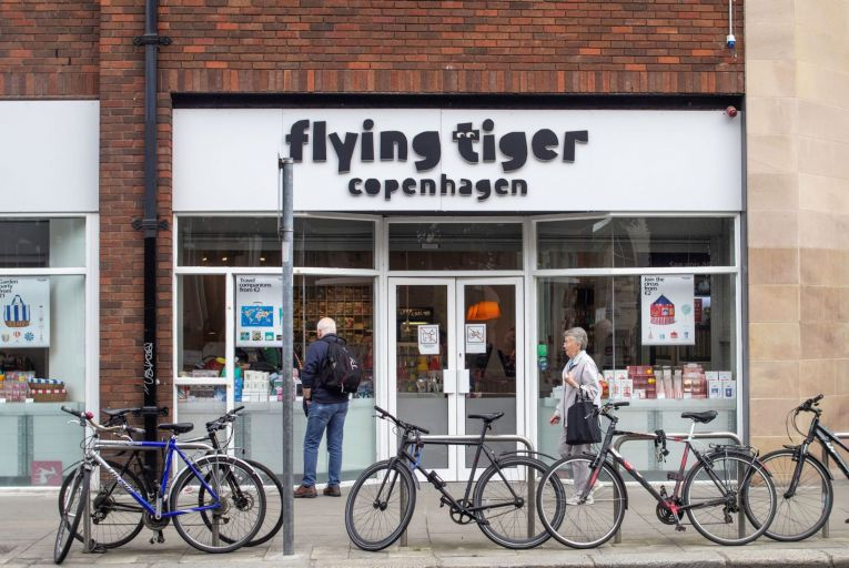 Flying Tiger looks to open more stores in Ireland