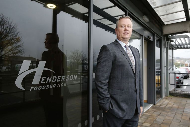 New facility a sign of Henderson Foodservice's intent