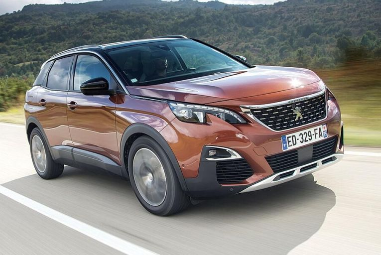 The new Peugeot 3008 SUV is brisk enough, so long as you've more than 1,750rpm on the rev counter's dial