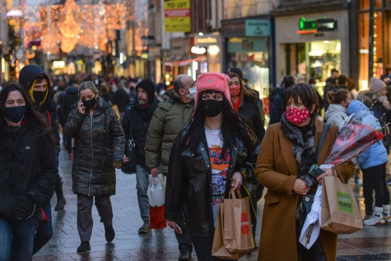 More than a fortnight after the second lockdown was lifted in December, only 17,000 claimants of the PUP had returned to work in retail, while 40,000 continued to claim the payment. Picture: Getty