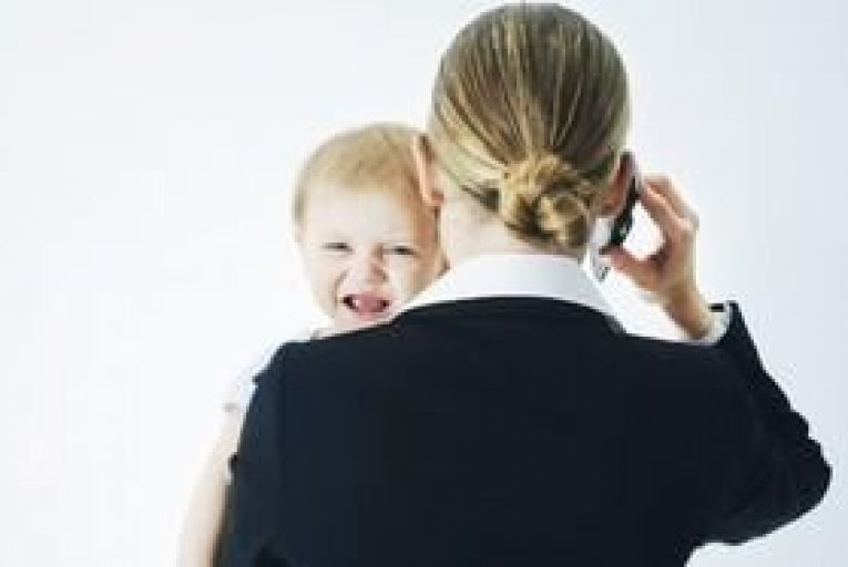 Mother Courage: The In-Between