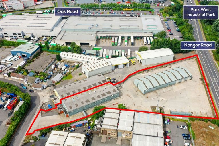 Industrial and office facility for sale or let in Western Industrial Estate