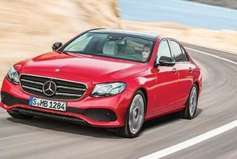The new Mercedes-Benz E-Class arrives in Ireland next month, marking the debut of the next step towards fully autonomous driving