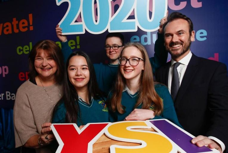 The latest iteration of the programme was launched today  Pic: Young Social Innovators