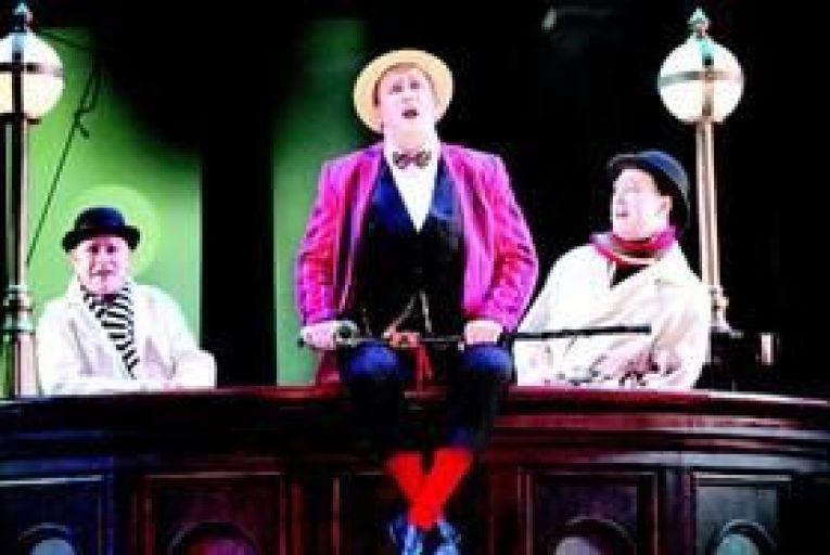 Theatre: Inventive work set for classic status