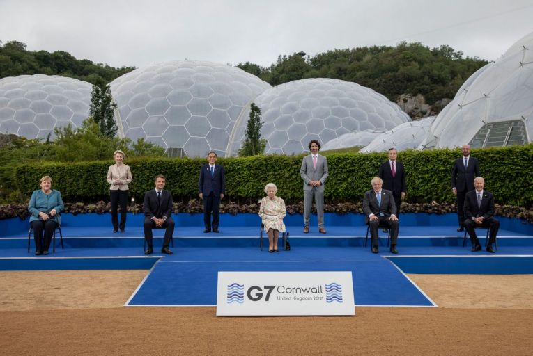 The G7 announcement is a milestone in the global effort to reform corporate taxation that has been under way for a decade. Picture: Getty