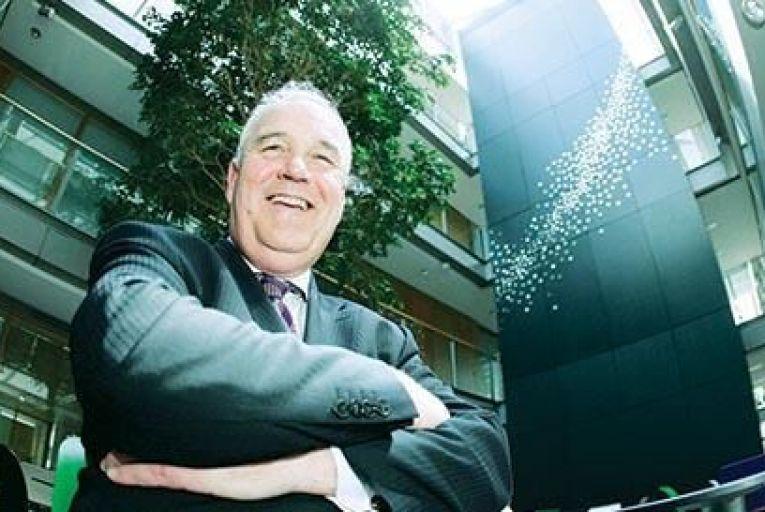 Finian ODriscoll, director, Invesco Cork
