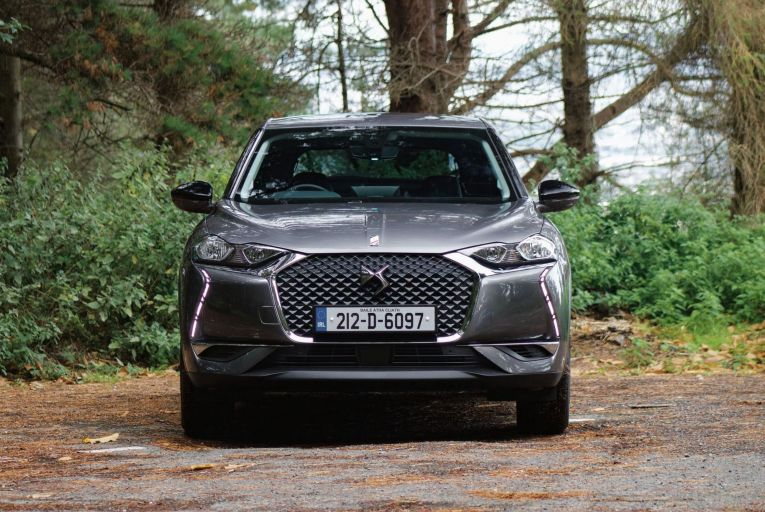 The DS 3 Crossback is designed to be a crossover