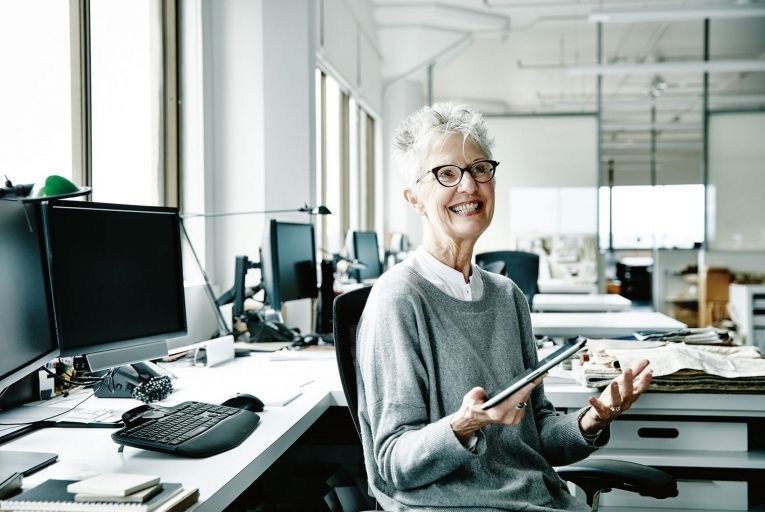 Some organisations have taken the step of no longer having a retirement age and employees can leave the workplace at a time of their own choosing. Picture: Getty