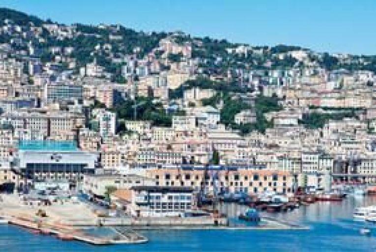 Genoa combines crusty mariner, Renaissance opulence, 19th century elegance and 21st century style