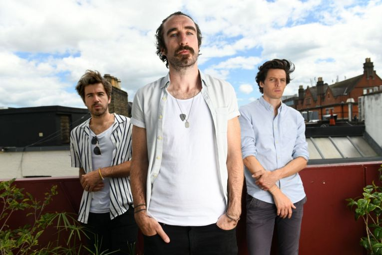 The Coronas: 'Initially we wanted to poke fun at ourselves . . . but then people were dying'