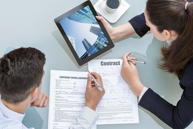 Make sure you understand everything on your contract before you sign Pic: iStock
