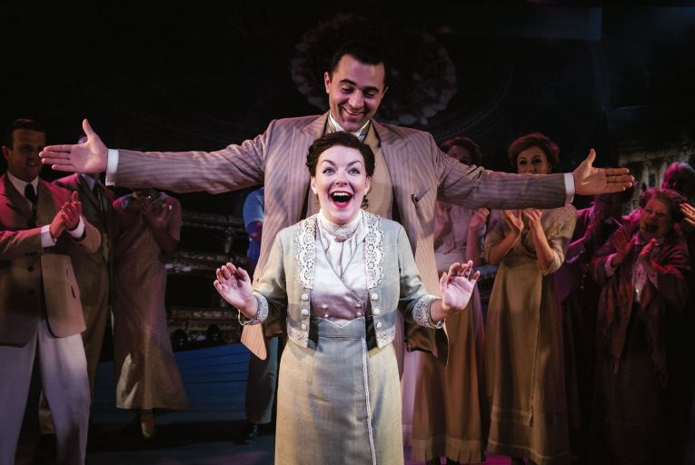 Theatre Review: Star performance brings new life to Funny Girl's riotous story