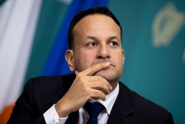Leo Varadkar: Tánaiste wrote to Facebook about social moderators' job complaints