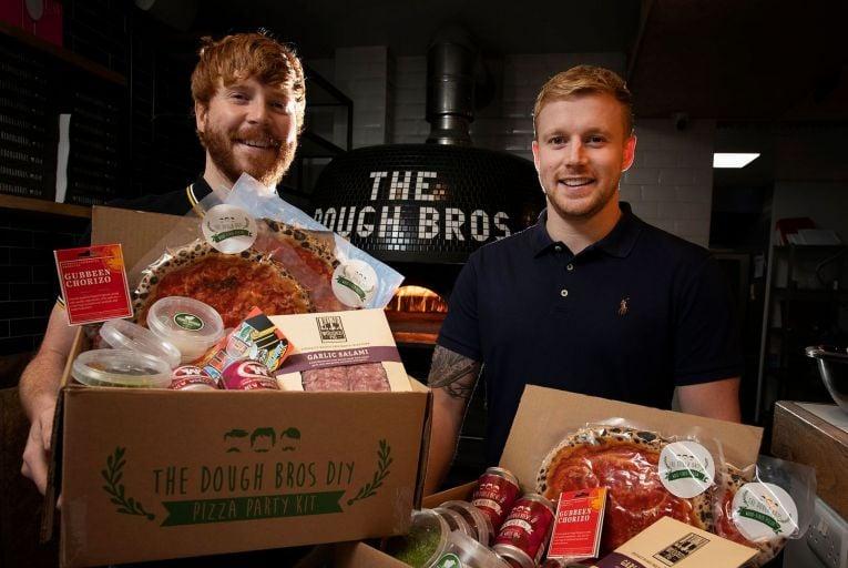 Dough Bros plans expansion after home pizza kits deliver