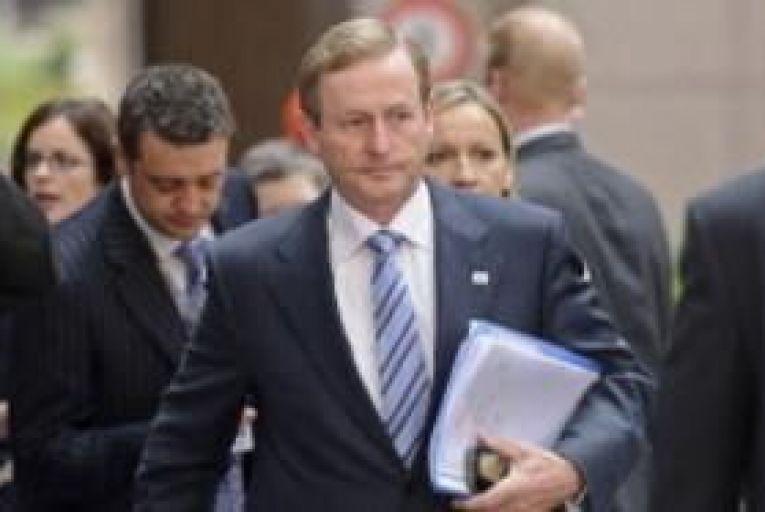 "Taoiseach vows ""positive"" debate on EU treaties"