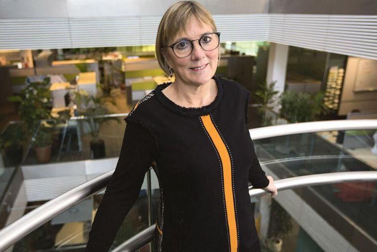 Enterprise Ireland chief executive Julie Sinnamon