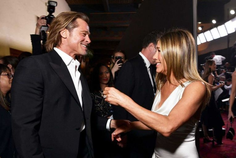 Appetite for Distraction: Jennifer Aniston is back – and, like Brad, we are in total awe