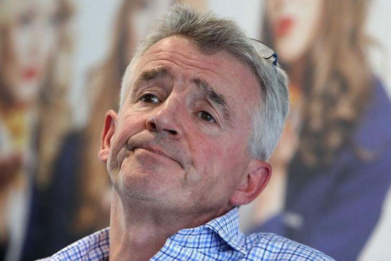 Ryanair set €1.75bn profit target for senior managers