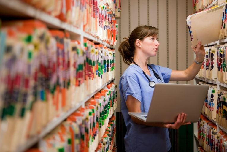 Patients to gain access to medical  records