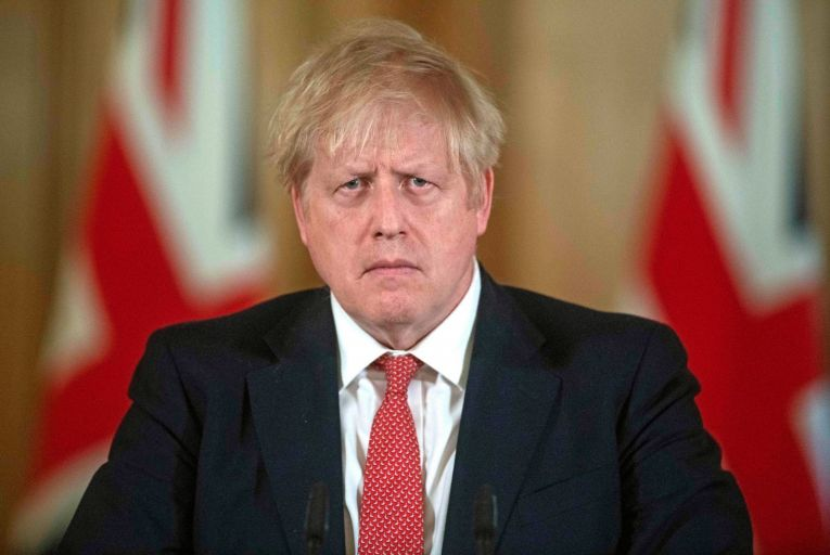 Boris Johnson, Britain's prime minister: his continued posturing on Brexit at a time when he should be focusing on the coronavirus crisis seems reckless