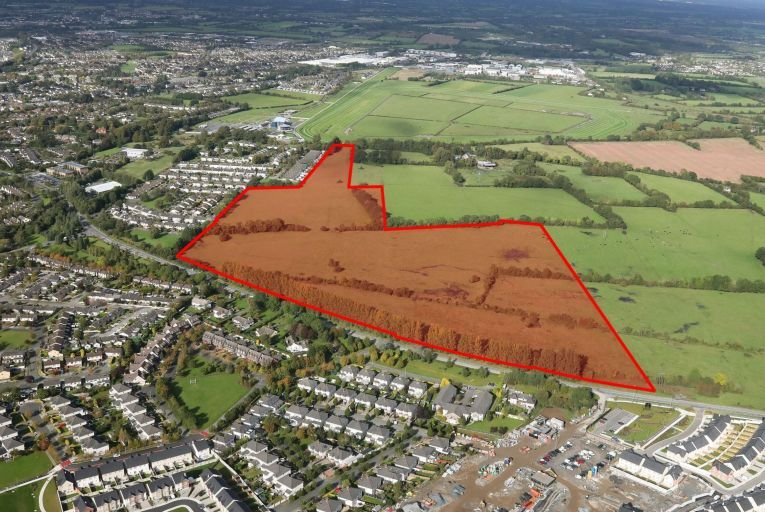 Naas plot for 385 houses guiding for €12m