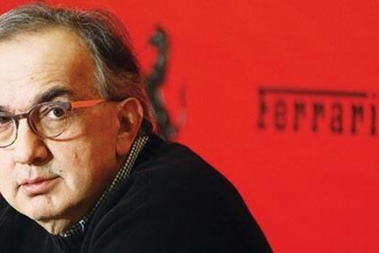 Sergio Marchionne, chairman of Ferrari Pic: Bloomberg