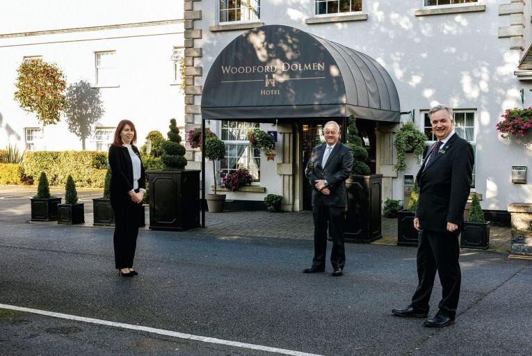 Carlow hotel puts best of Irish on menu