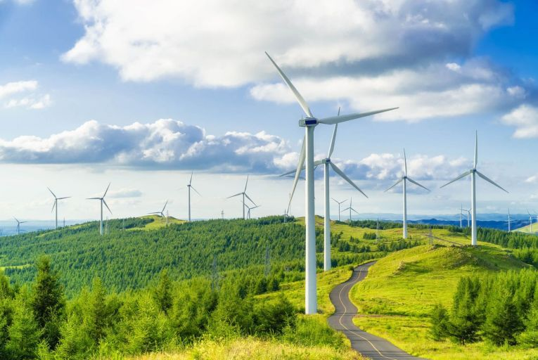 Renewable sources accounted for 43 per cent of Ireland's electricity last year