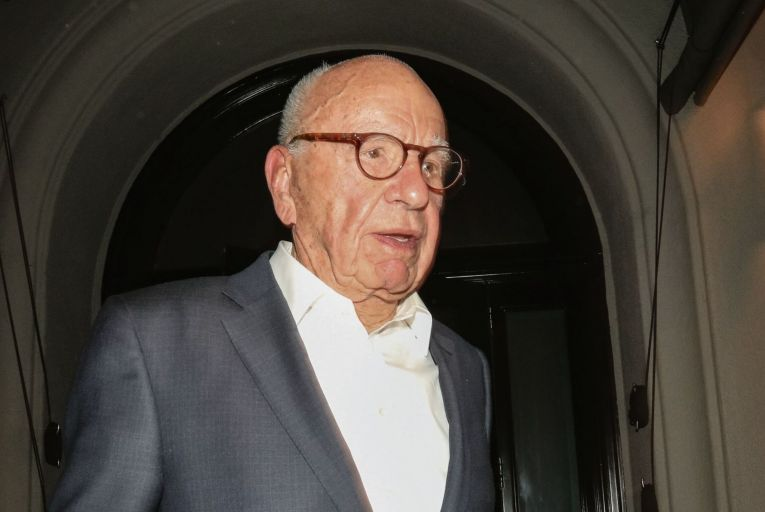 Rupert Murdoch's News Corp has laid off dozens of staff at Storyful. Picture: Getty