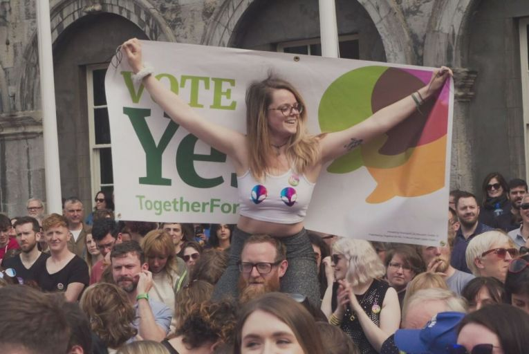 The 8th on RTÉ One focused in the main on the tactics of those who helped to repeal the Eighth.