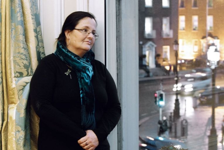 Mari Steed, US coordinator of the Adoption Rights Alliance: 'The hope is this will open the door for others who have been similarly stymied.' Picture: Photocall Ireland