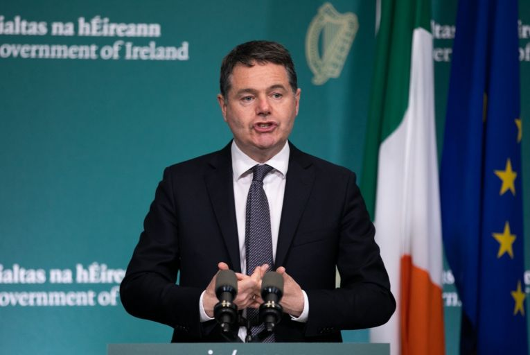 Michael Brennan: Budget 2022 set to be a holding operation for the government