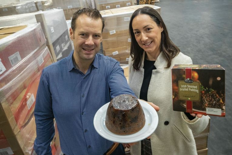 Carlow firm makes conections with cakes