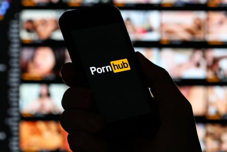 Pornhub: parent company is Mindgeek, which owns more than 100 porn websites.