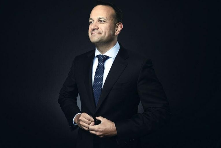 Leo Varadkar: ridinghigh in the polls Picture: Bloomberg
