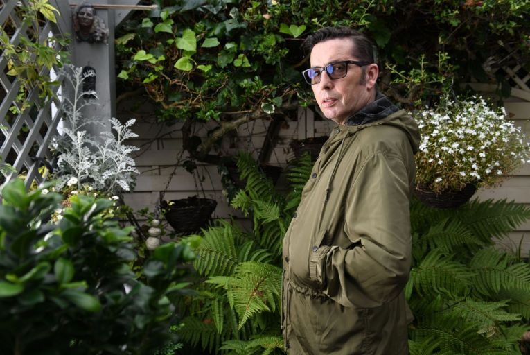 Christy Dignam is infuriated and confused by the lack of airplay for what he regards as eminently radio-friendly songs: 'Part of me thinks it's an age thing, like when BBC Radio stopped playing Cliff Richard records! Am I in that category now?' Picture: Bryan Meade