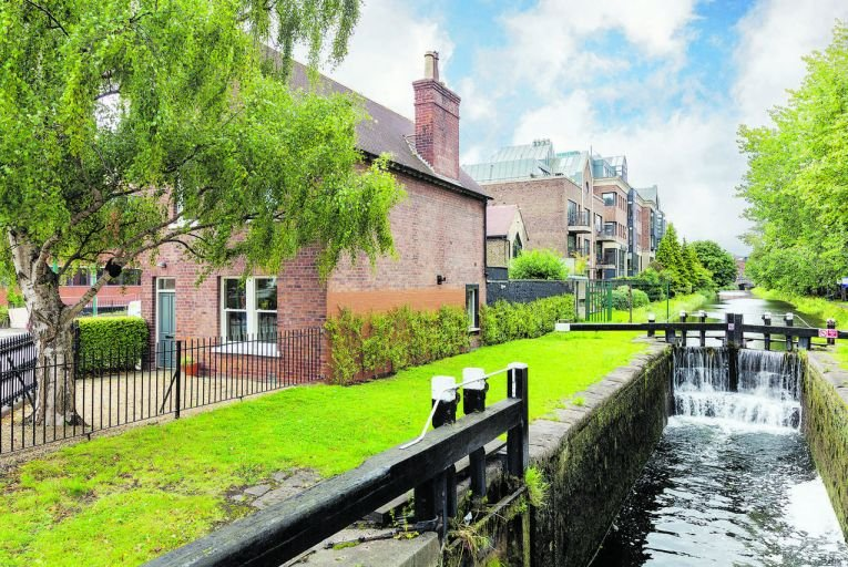 Beckett's old home on the market for €1.5m