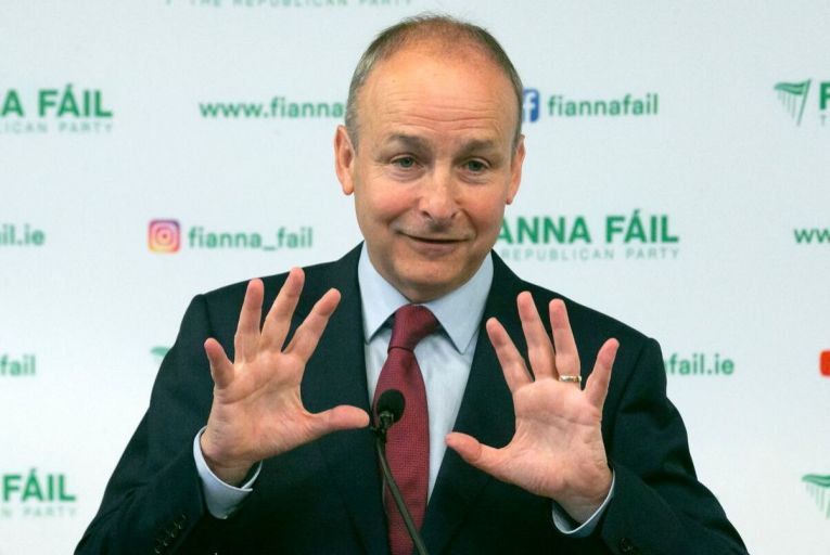 Fianna Fáil out in front amid surge in support for Sinn Féin