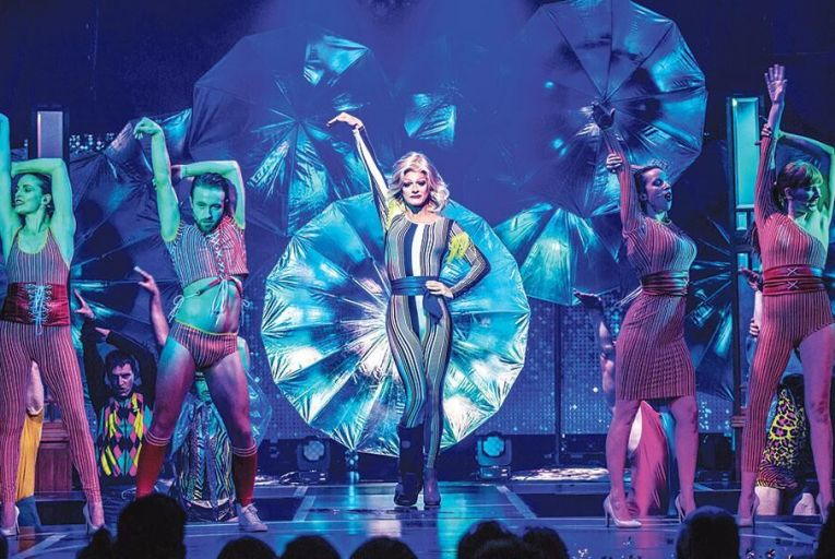 Stage show Riot a hit abroad