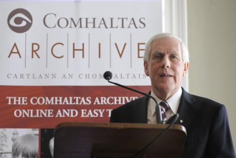Labhrás Ó Murchu, the director-general of Comhaltas, feared that its budget could be cut Picture: Sasko Lazarov/Photocall Ireland