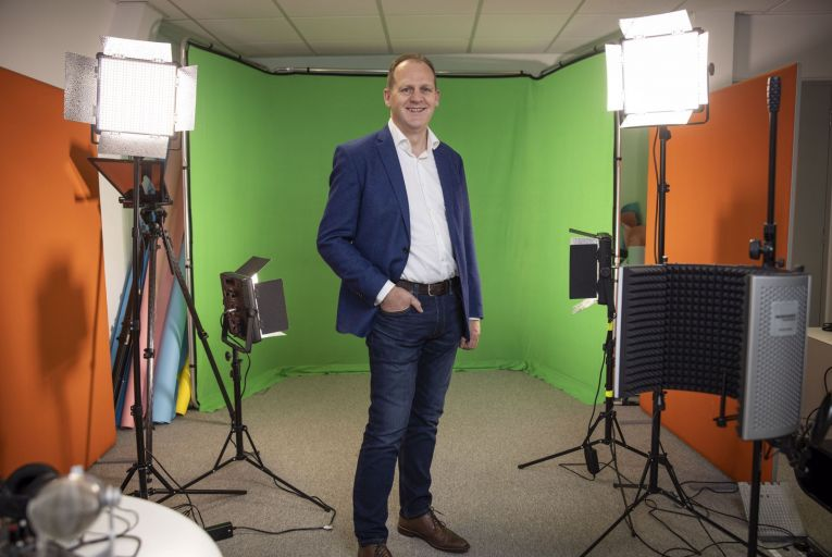 Ken Fitzpatrick, chief executive, Digital Marketing Institute: 'Digital marketing skills are more important than ever and we are responding with training and certification programmes all over the globe.' Picture: Fergal Phillips