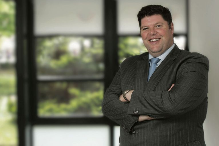 Dominic Conlon, partner and head of corporate at Leman Solicitors