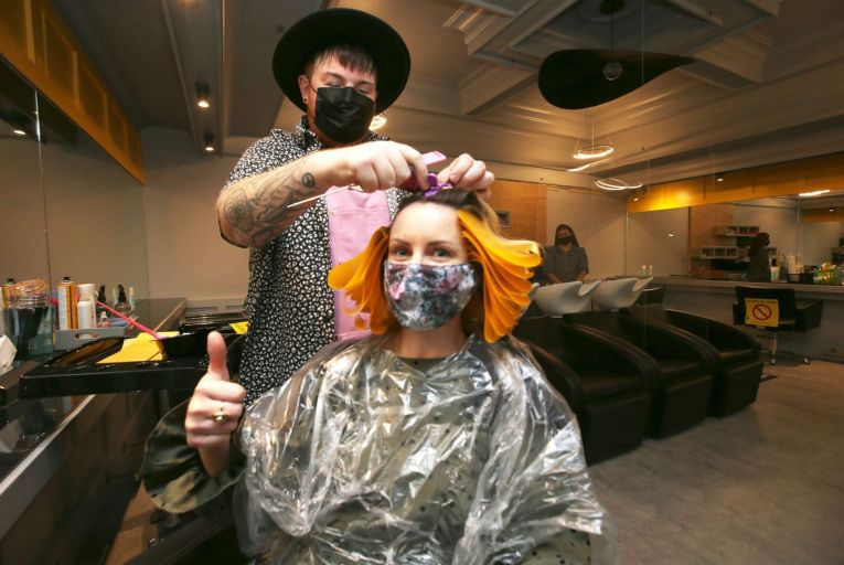 Nadine O'Regan: Beauty therapists' care is more than skin deep