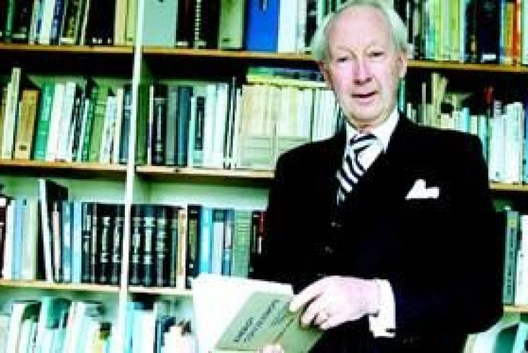 Dr Ed Walsh, the founder of Limerick University Press 22